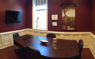 Consultation Room at the Zannis Center