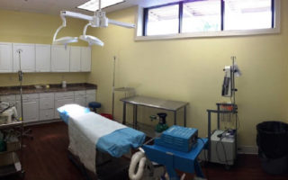 Operating Room 2 at The Zannis Center